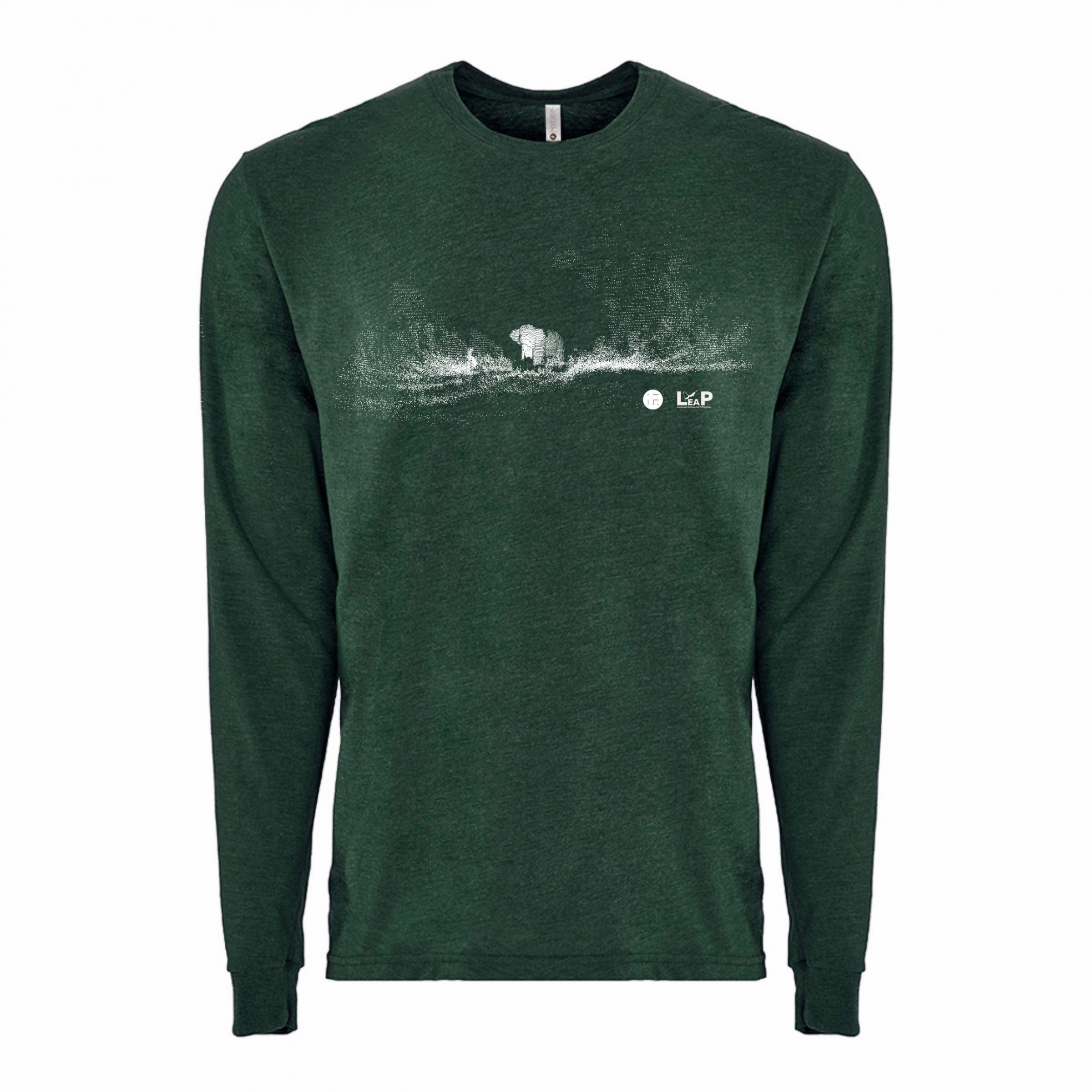 Forest – Long Sleeved T-Shirt